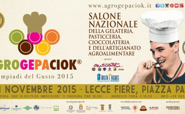 Le Olimpiadi del Gusto 2015 Agrogepaciok a Lecce