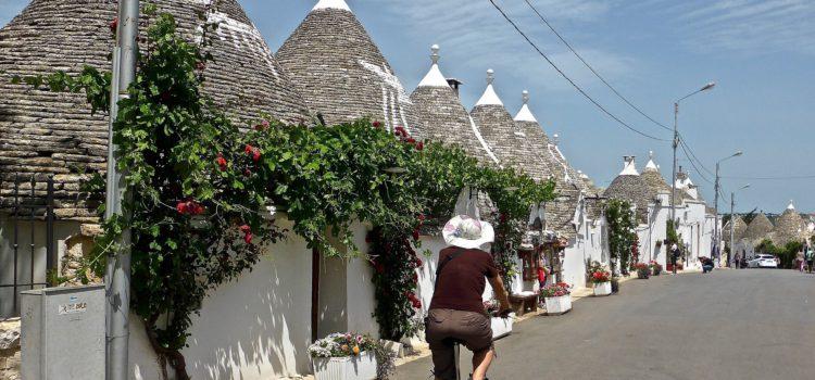 La Puglia é la regina del turismo italiano