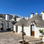 I rioni di Alberobello