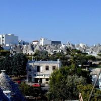 trulli di alberobello - La Terra di Puglia