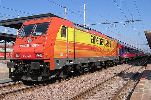 ArenaWays porta la notte in treno in Puglia