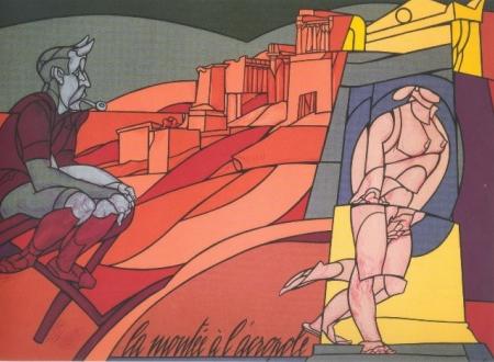 L'arte di Adami in mostra a Lecce