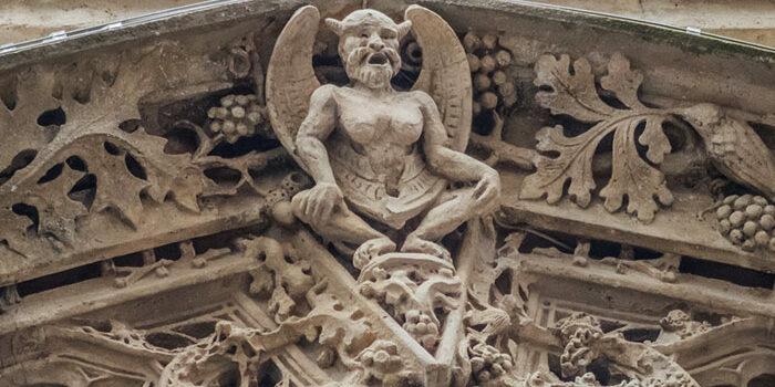 Il Bafometto in terra di Puglia tra leggende e simbologie
