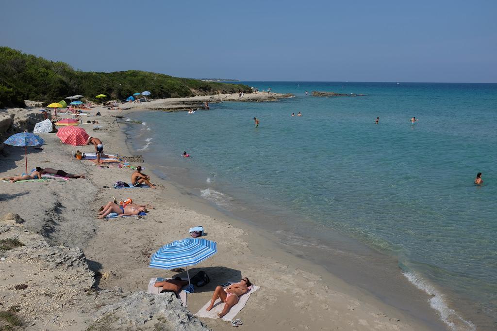 baia turchi spiagge puglia adriatico