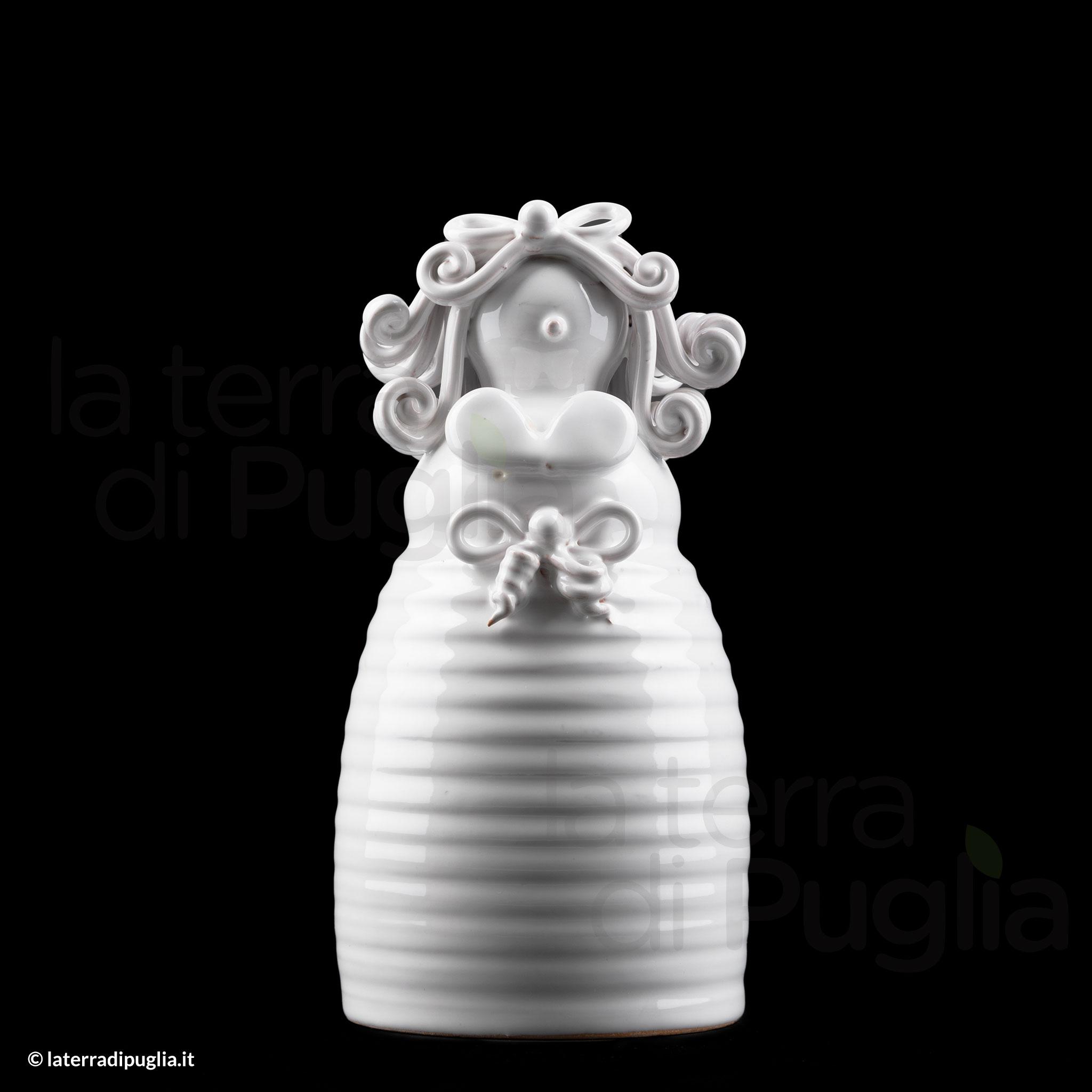 Bambola in terracotta