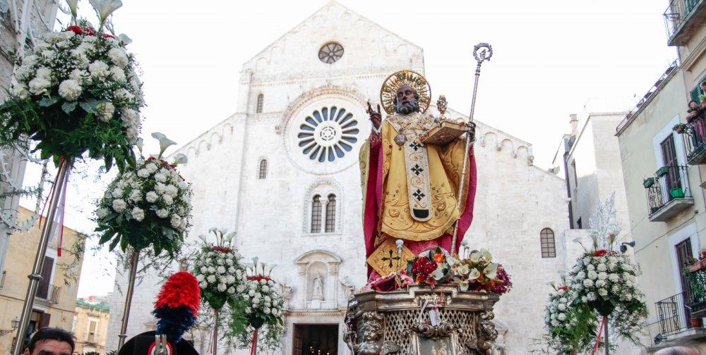 La Festa di San Nicola a Bari
