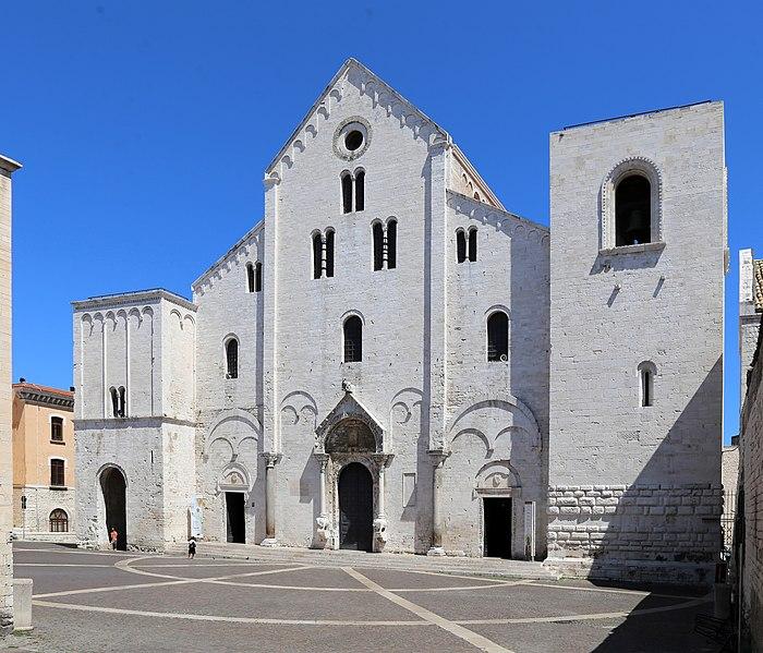 basilica san nicola bari – Laterradipuglia.it