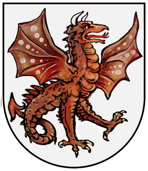 basilisco medievale