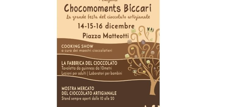 A Biccari con l'evento Chocomoments
