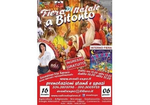 Bitonto Live: La fiera del Natale