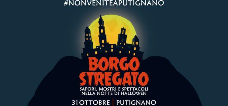A Putignano va in scena l'evento Borgo Stregato
