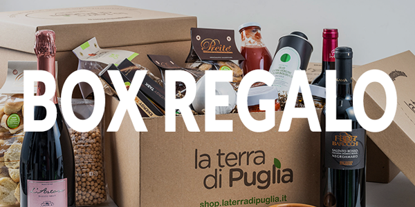 BOX Regalo dalla Puglia