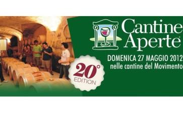 Cantine Aperte 2012: il ventennale in Puglia