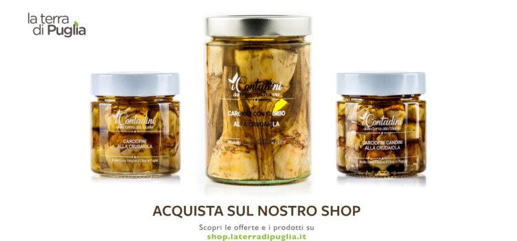 Puglia: e carciofo sia!
