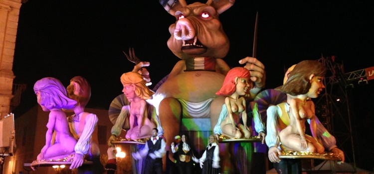 Il Carnevale di Putignano edizione 2016