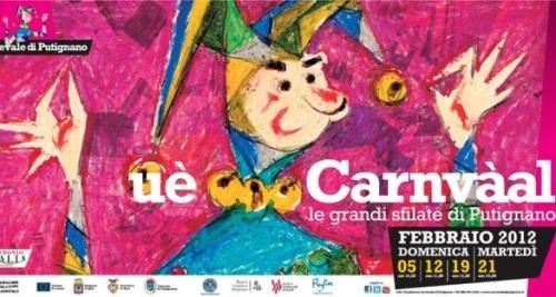 Il Carnevale di Putignano 2012 entra nel vivo