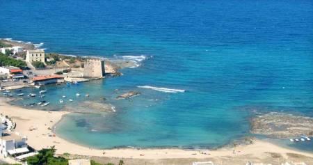 Il mare di Puglia a Carovigno