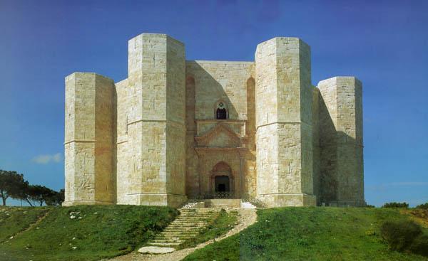 Castel del Monte patrimoine de l'unesco