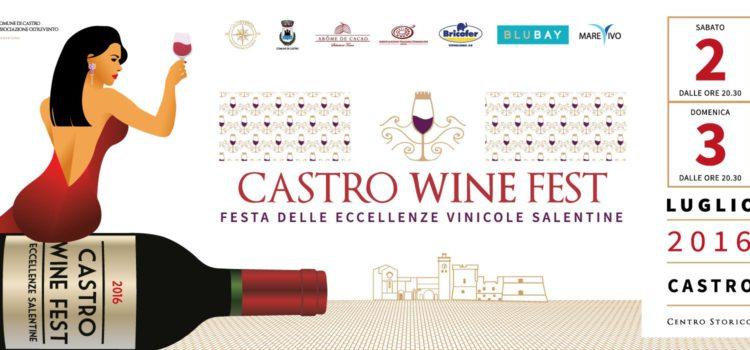 Arriva il Castro Wine Fest 2016