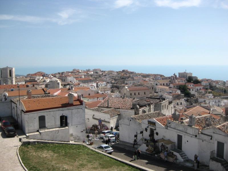 Centro storico di Monte Sant' Angelo