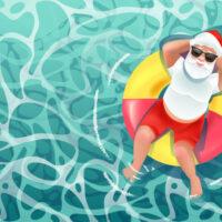 cesti di natale estate - La Terra Di Puglia