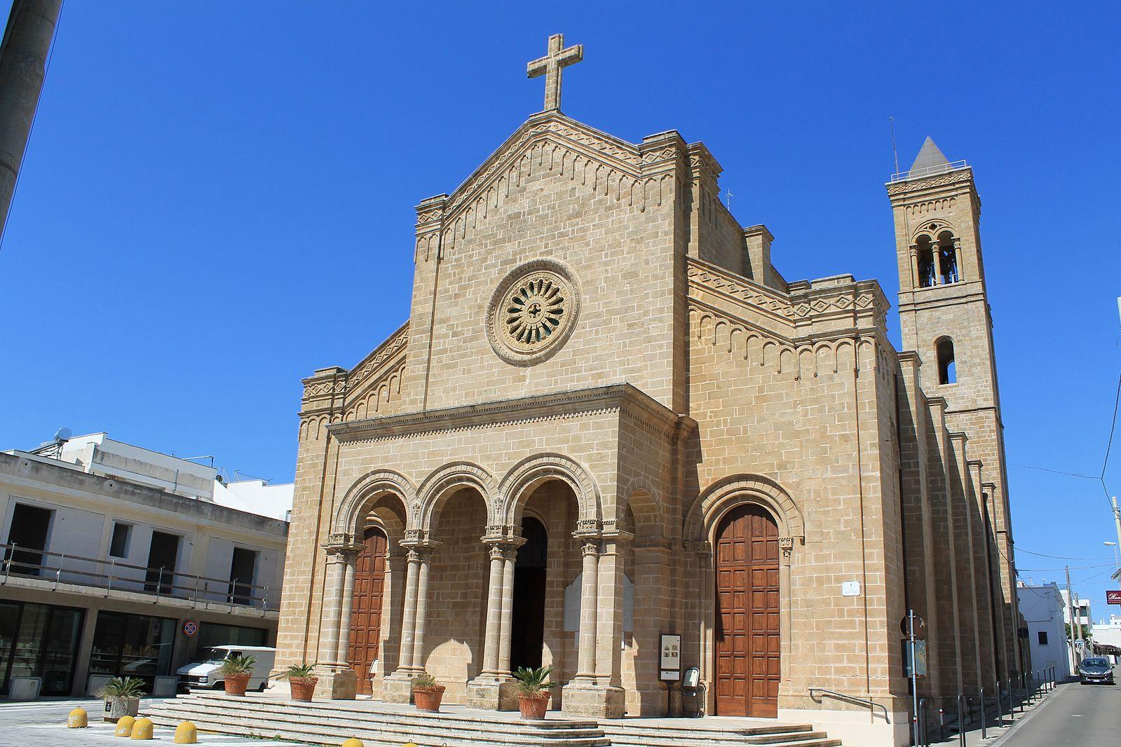 chiesa di cristo re leuca – Laterradipuglia.it