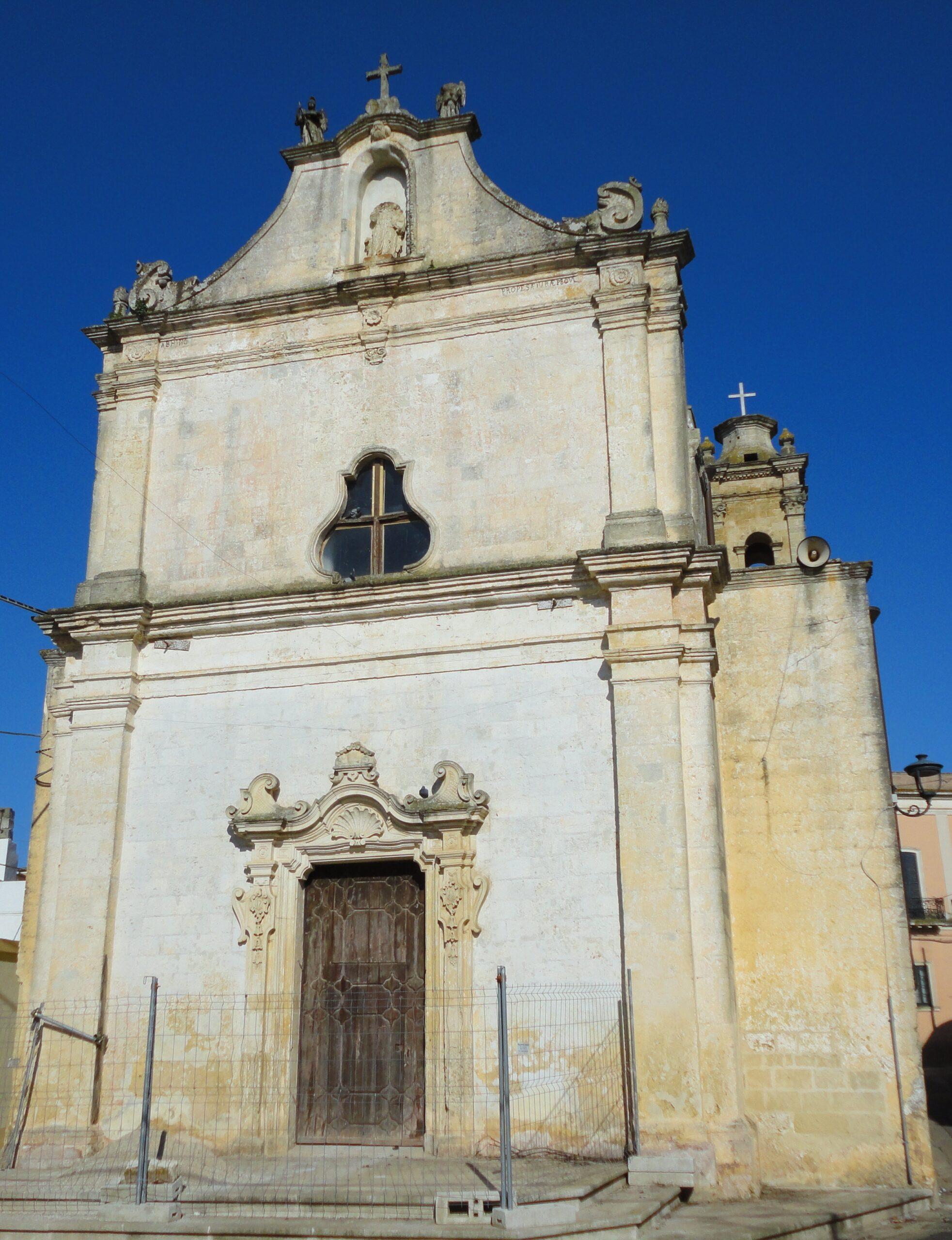 chiesa di s. ippazio tiggiano – Laterradipuglia.it
