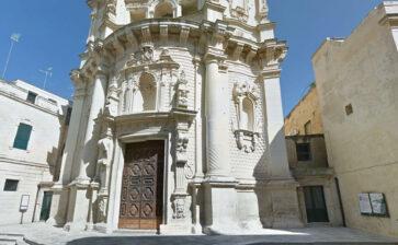 Lecce, la colonna del Diavolo