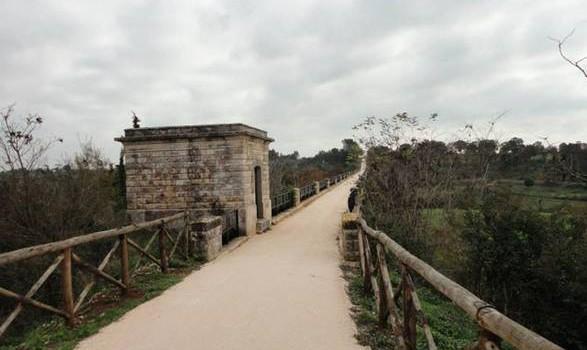 Inaugurata la ciclovia dell'Acquedotto pugliese