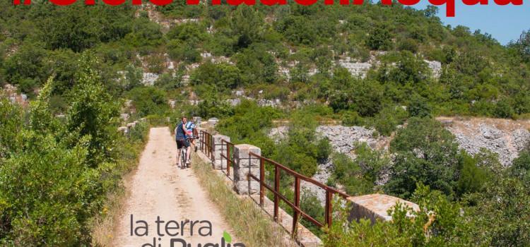 Alla scoperta della Ciclovia dell'Acqua in Puglia