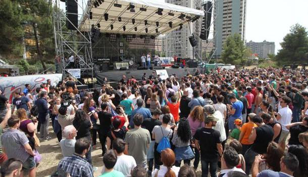 Taranto: ecco il concerto del primo maggio