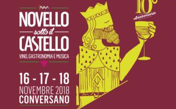 A Conversano la decima edizione di Novello sotto il Castello