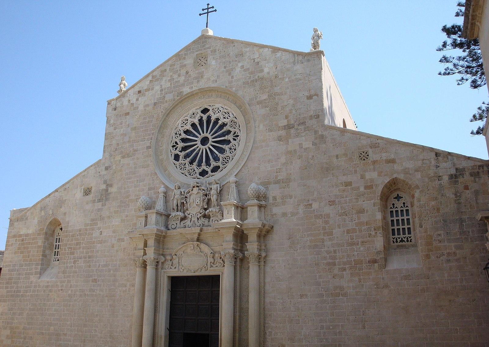 cosa vedere ad otranto la cattedrale – Laterradipuglia.it
