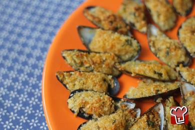 cozze gratinate al forno pugliesi - Laterradipuglia.it