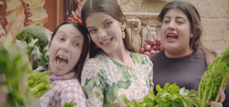 Bari Vecchia: i colori si sposano con il makeup di Dolce e Gabbana