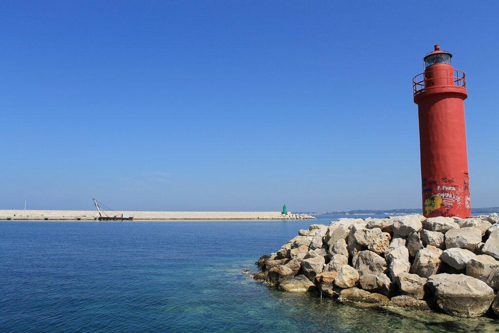 dove si trova Gallipoli - Laterradipuglia.it