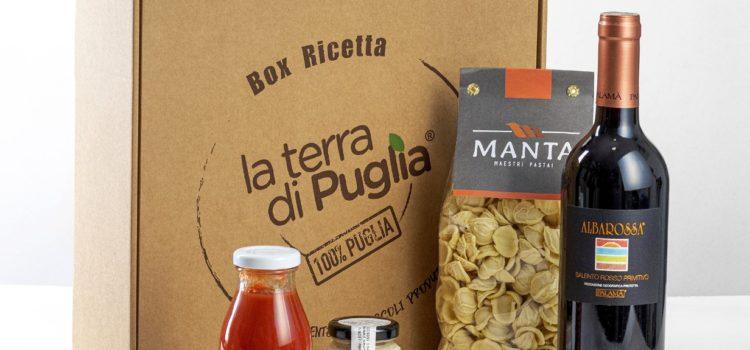Il cooking box delle ricette dalla Puglia