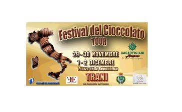 Trani ospita il Festival del cioccolato