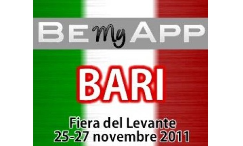 Fiera a Bari: Be My App