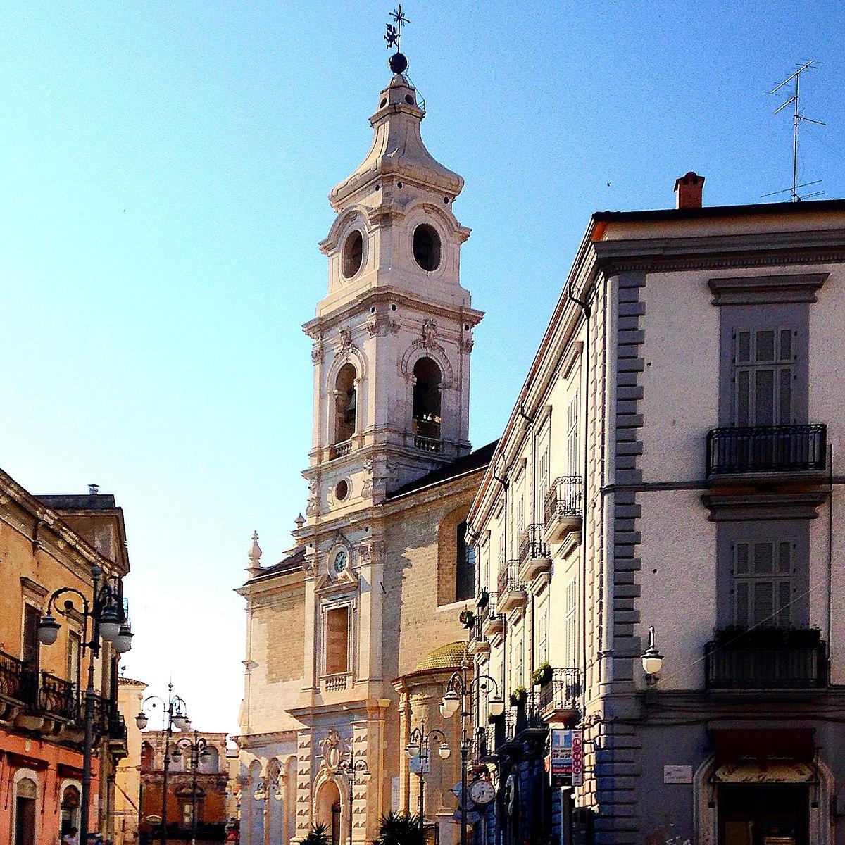 Foggia la cattedrale, Iconavetere Madonna dei Sette Veli – Laterradipuglia.it