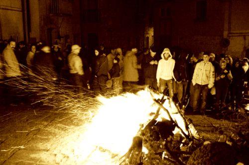 Fucacoste e cocce priatorije a Orsara di Puglia