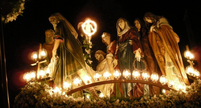 Il Giovedì Santo 2014 in Puglia