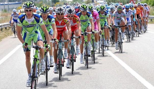 La Puglia del Giro d'Italia: la sesta tappa a Cavendish