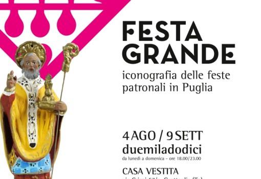 A Grottaglie la mostra Festa Grande: un viaggio nelle feste patronali pugliesi