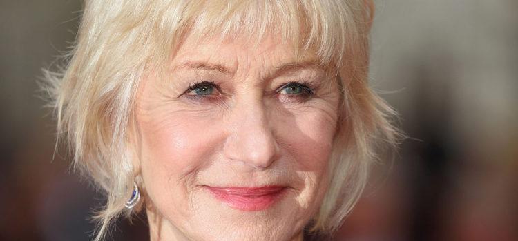 Helen Mirren riceverà il premio Apollonio