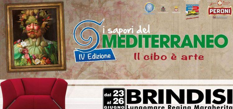 Brindisi ospita l'evento I Sapori del Mediterraneo