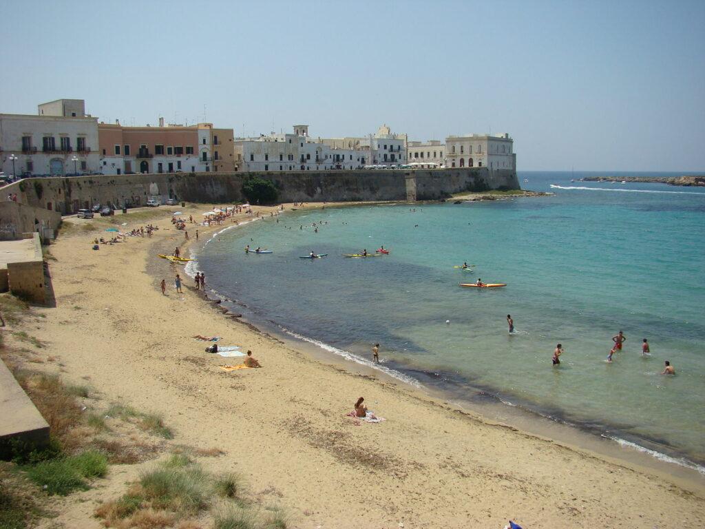 il mare di Gallipoli - Laterradipuglia.it