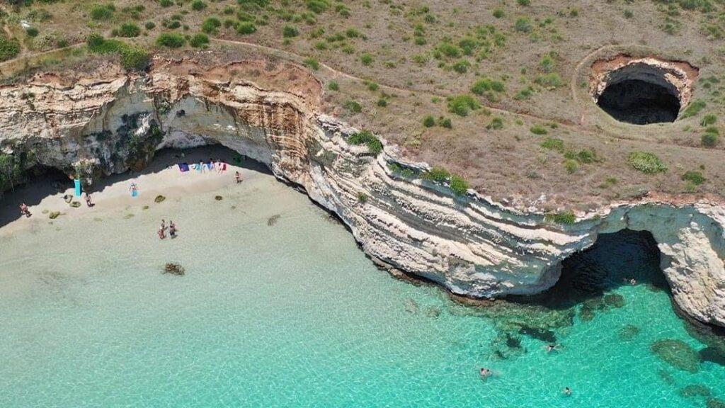 Baia del Mulino d'acqua Otranto - La Terra Di Puglia