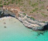 Baia del Mulino d'acqua Otranto, il paradiso è qui
