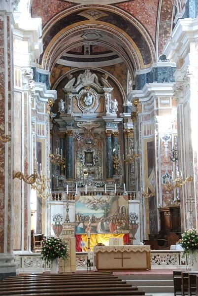 Interni della Cattedrale – Photo by Francesco Ippolito